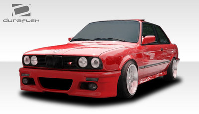BMW 3 Series M3 Look Duraflex Full Body Kit 1984-1991