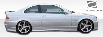 BMW 3 Series R-1 Duraflex Side Skirts Body Kit 1999-2005