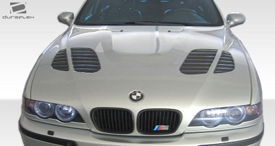 BMW 5 Series 4DR GT-R Duraflex Body Kit- Hood 1997-2003