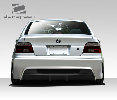 BMW 5 Series 4DR GT-S Duraflex Rear Body Kit Bumper 1997-2003
