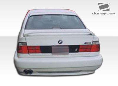 BMW 5 Series 4DR M Power Duraflex Rear Body Kit Bumper 1989-1995