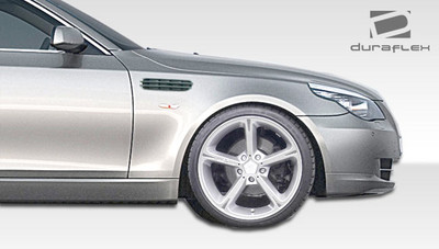 BMW 5 Series 4DR M5 Look Duraflex Body Kit- Fenders 2004-2010