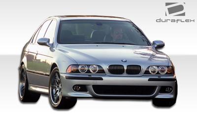 BMW 5 Series 4DR M5 Look Duraflex Front Body Kit Bumper 1997-2003
