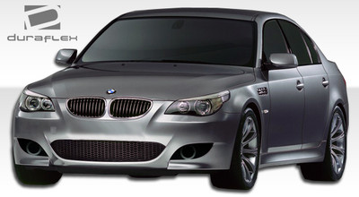 BMW 5 Series 4DR M5 Look Duraflex Full 4 Pcs Body Kit 2004-2010
