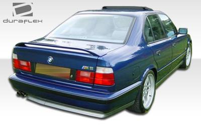BMW 5 Series 4DR M5 Look Duraflex Rear Body Kit Bumper 1989-1995