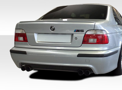 BMW 5 Series 4DR M5 Look Duraflex Rear Body Kit Bumper 1997-2003