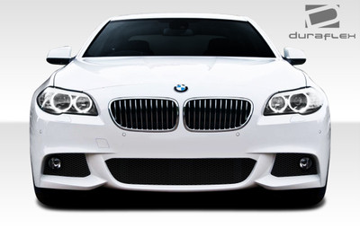 BMW 5 Series 4DR M-Tech Duraflex Front Body Kit Bumper 2011-2015