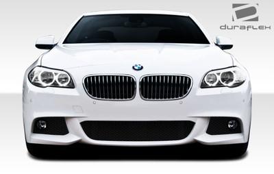 BMW 5 Series 4DR M-Tech Duraflex Front Body Kit Bumper 2011-2015