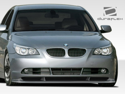 BMW 5 Series HM-S Duraflex Front Bumper Lip Body Kit 2004-2007