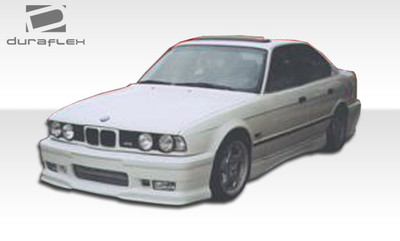 BMW 5 Series M Power Duraflex Side Skirts Body Kit 1989-1995