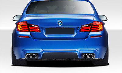 BMW 5 Series M5 Look Duraflex Rear Body Kit Bumper 2011-2015