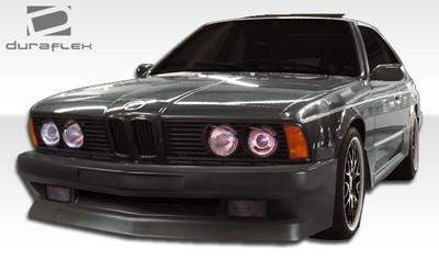 BMW 6 Series 2DR ZR-S Duraflex Front Body Kit Bumper 1976-1989