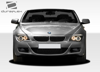 BMW 6 Series Convertible M6 Look Duraflex Front Body Kit Bumper 2004-2010