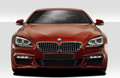 BMW 6 Series M Sport Look Duraflex Front Body Kit Bumper 2011-2015