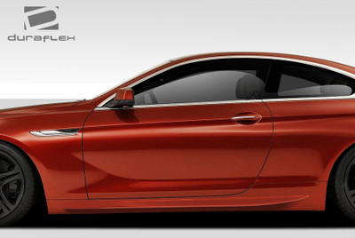 BMW 6 Series M Sport Look Duraflex Side Skirts Body Kit 2011-2015
