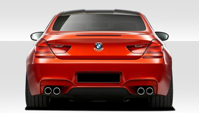 BMW 6 Series M6 Look Duraflex Rear Body Kit Bumper 2011-2015