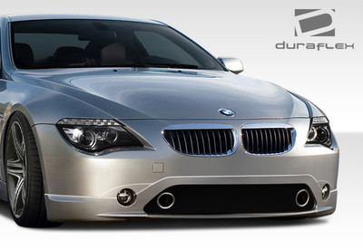 BMW 6 Series RD-S Duraflex Front Bumper Lip Body Kit 2004-2010