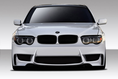 BMW 7 Series 1M Look Duraflex Front Body Kit Bumper 2002-2005