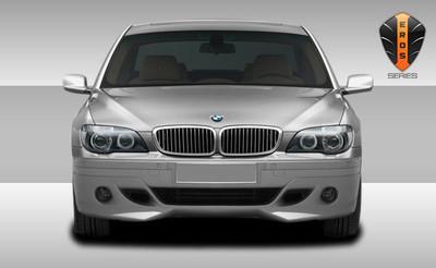 BMW 7 Series Eros Version 1 Couture Front Bumper Lip Body Kit 2006-2008