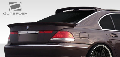BMW 7 Series HM-S Duraflex Body Kit-Roof Wing/Spoiler 2002-2008