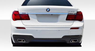 BMW 7 Series M Sport Look Duraflex Rear Body Kit Bumper 2009-2015
