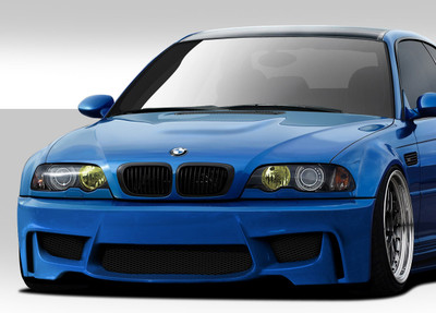 BMW M3 1M Look Duraflex Front Body Kit Bumper 2001-2006