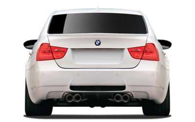 BMW M3 4DR AF-1 Aero Function Rear Diffuser 2008-2013