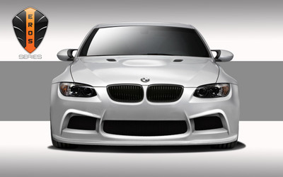 BMW M3 Eros Version 1 Duraflex Front Body Kit Bumper 2007-2013
