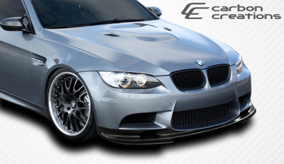 BMW M3 T-Design Carbon Fiber Creations Front Bumper Lip Body Kit 2007-2013