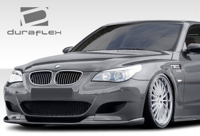 BMW M5 HM-S Duraflex Front Bumper Lip Body Kit 2006-2010