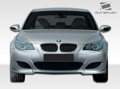BMW M5 HR-S Duraflex Front Bumper Lip Body Kit 2006-2010