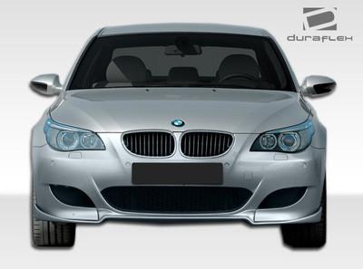 BMW M5 HR-S Duraflex Front Bumper Lip Body Kit 2006-2010