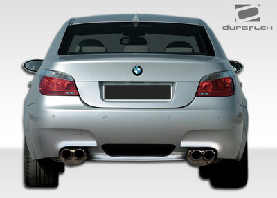 BMW M5 HR-S Duraflex Rear Diffuser 2006-2010