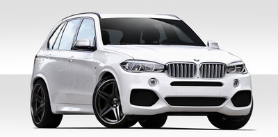BMW X5 M Sport Look Duraflex Full Body Kit 2014-2015