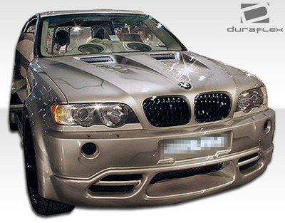 BMW X5 Platinum Duraflex Front Body Kit Bumper 2000-2003