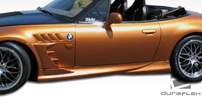 BMW Z3 Vader Duraflex Side Skirts Body Kit 1996-2002