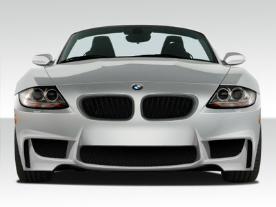 BMW Z4 1M Look Duraflex Front Body Kit Bumper 2003-2008