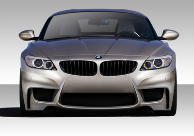 BMW Z4 1M Look Duraflex Front Body Kit Bumper 2009-2015