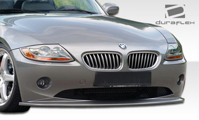 BMW Z4 HM-S Duraflex Front Bumper Lip Body Kit 2003-2005