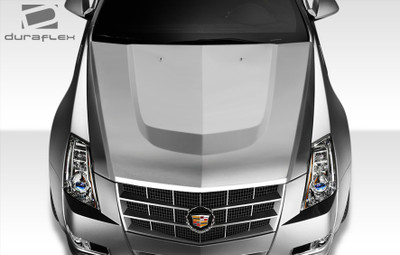 Cadillac CTS CTS-V Look Duraflex Body Kit- Hood 2008-2013