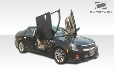 Cadillac CTS Platinum Duraflex Full Body Kit 2003-2007