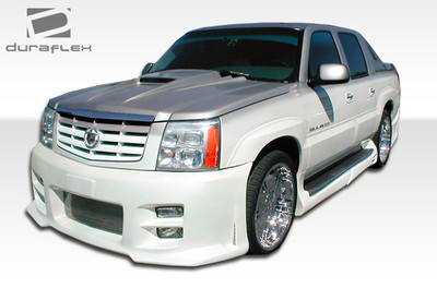 Cadillac Escalade Platinum Duraflex Full Body Kit 2002-2006