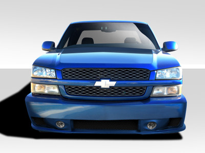 Chevy Avalanche Phantom Duraflex Front Body Kit Bumper 2002-2006