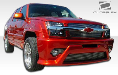 Chevy Avalanche Platinum Duraflex Front Body Kit Bumper 2002-2006