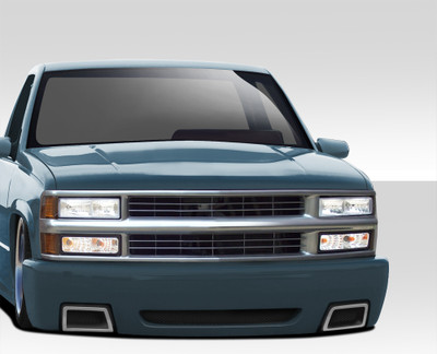 Chevy C/K Pickup SS Look Duraflex Front Body Kit Bumper 1988-1999