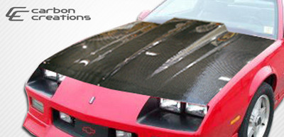 Chevy Camaro Cowl Carbon Fiber Creations Body Kit- Hood 1982-1992