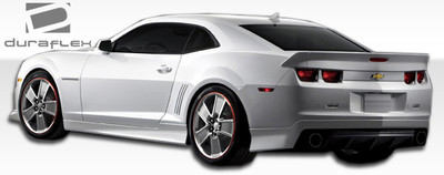 Chevy Camaro GM-X Duraflex Rear Body Kit Bumper 2010-2013
