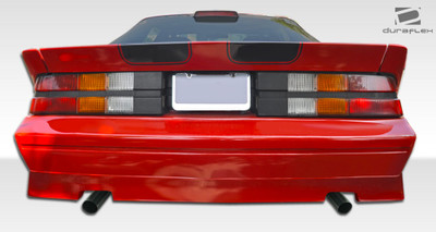 Chevy Camaro GT Concept Duraflex Rear Body Kit Bumper 1982-1992