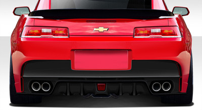 Chevy Camaro GT Concept Duraflex Rear Body Kit Bumper 2014-2015