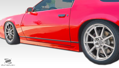 Chevy Camaro GT Concept Duraflex Side Skirts Body Kit 1982-1992